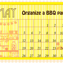 Organize a BBQ Party & Get the Grill Going!