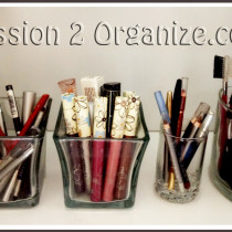 Makeup Organizing Tip!