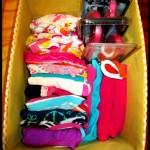 How 2 Organize Swimwear