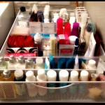 Organize five drawers into one!