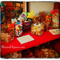 Christmas Candy Bar!