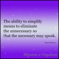 Simplify!
