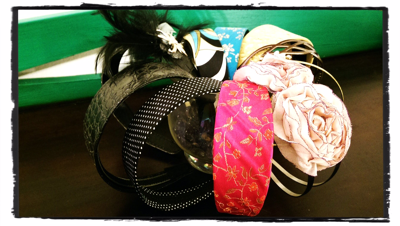 Organizing Your Hair Accessories Is As Easy As 1,2,3