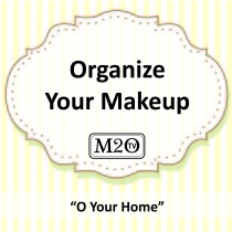 How 2 Organize Your Makeup