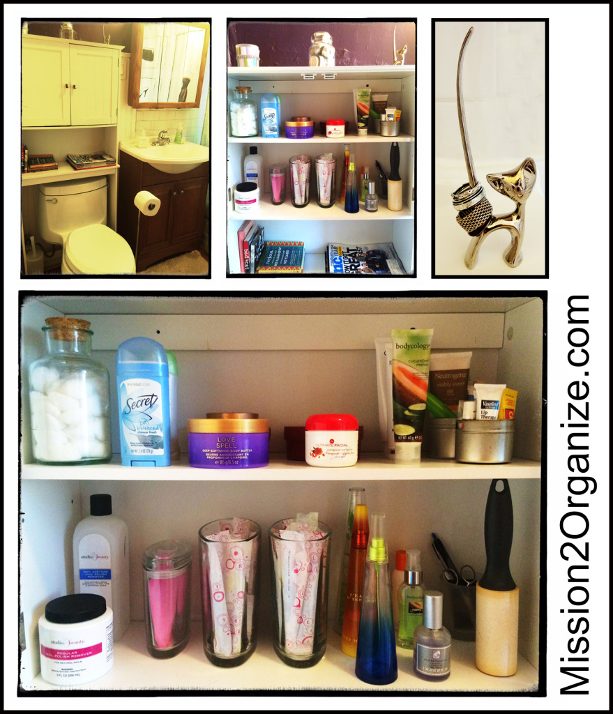 Mission 2 Organize How 2 Organize Beauty Products In