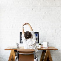 Ways to Promote Your Health While Working a Desk Job