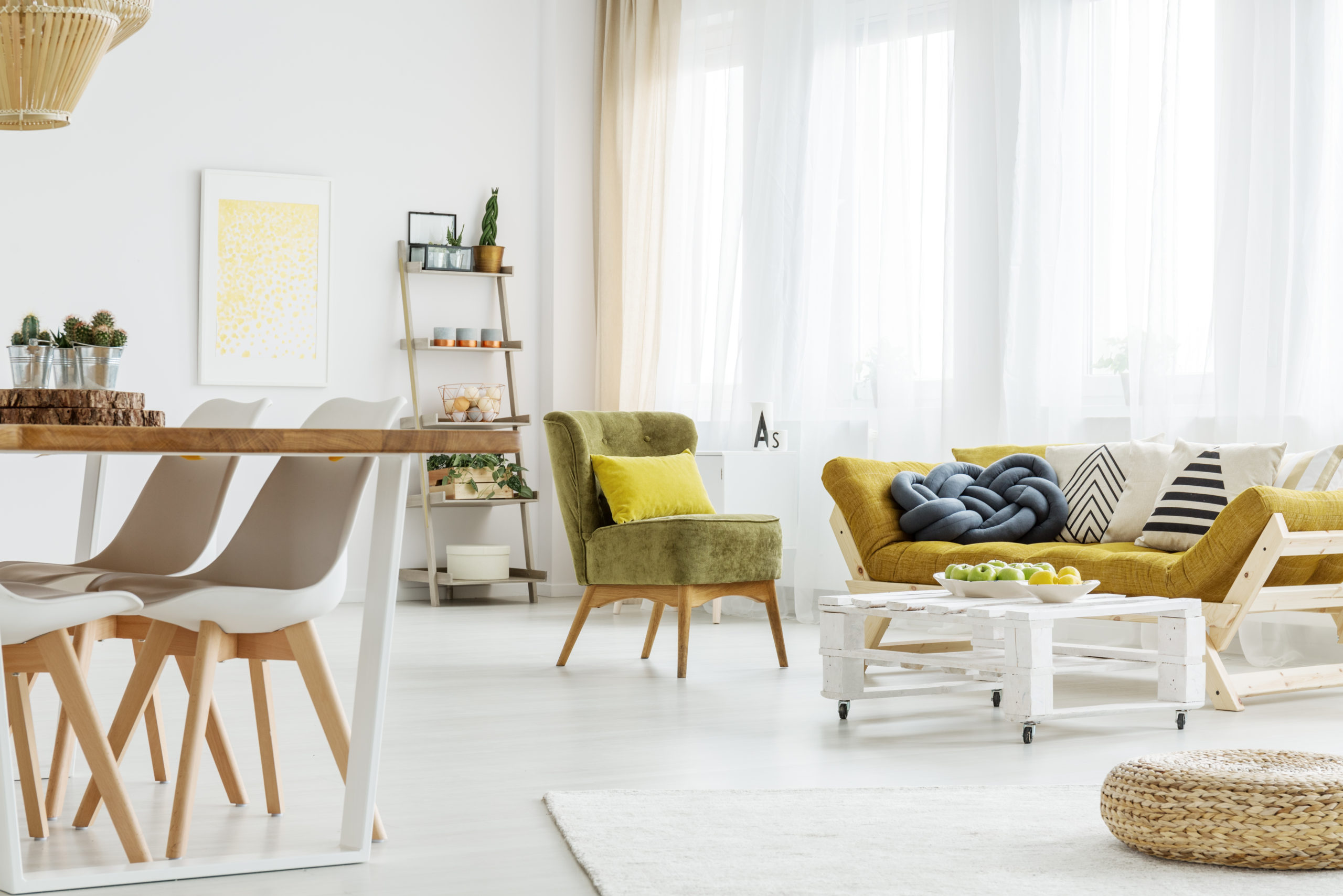 Multi-functional Furniture That Transforms Small Spaces